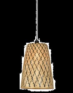 Good & Mojo Hanging lamp Kalimantan bamboo/tapered, S