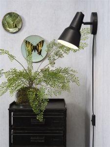 Its About RoMi wandlamp zwart