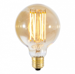 It's about Romi LED bulb Filament /E27 dimbaar S dia 8 cm