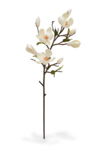 Vase the World  kunst Magnolia 80 cm