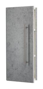 Saniclear klein badkamermeubel betonlook 30x70