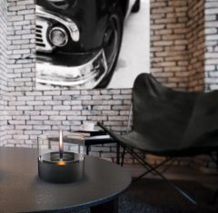 TENDERFLAME Cafe 14 MgO Black