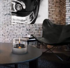 TENDERFLAME Cafe 14 MgO Concrete