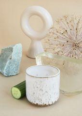 HKLiving ceramic geurkaars Northern Soul