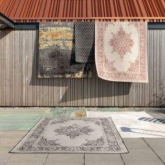 Zuiver Crossley outdoor carpet - Crossley groen 170 cm x 240 cm