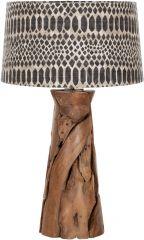 Must Living Tafellamp jungle tribal large 72 x Ø 35 cm