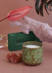 HKLiving ceramic geurkaars Floral Boudoir