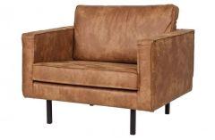 BePureHome Rodeo fauteuil cognac