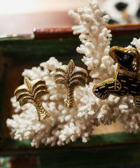 Doing goods Palmboom knop goud