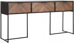DTP Home Sidetable Criss Cross 160 cm