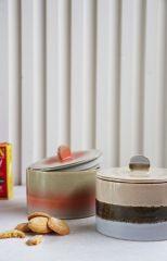 HKliving 70's ceramic cookie Jar Venus