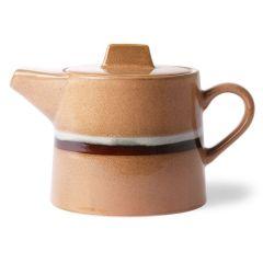 HKliving 70's ceramic tea pot Stream