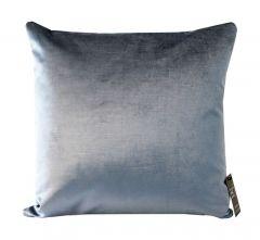 Home Junky donker blauw velvet 45 x 45 cm
