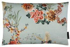 Home Junky Kussen Bird Flower  60 x 40