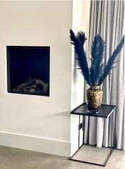 Vase the World Hudson gold cheetah Ø 22,5 x H 35 cm