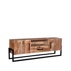 Lable51 tv-meubel  Bolivia 174x40x60 mangohout naturel
