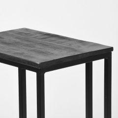 Label51 laptoptafel Move zwart 35 x 50 x 61 cm