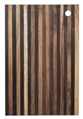 Must Living broodplank Bistro teakhout 3 x 30 x 20 cm