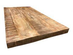 Schademodel - MD Interior Woodz mangohouten plank 120 cm