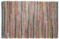 Sealskin badmat Bali multicolor katoen 60x91