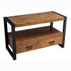 NEW Home John Small tv-meubel mangohout