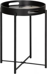 MUST Living onderstel hoog zwart 53 x Ø44 cm