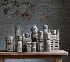 Must Living etnisch beeld tadulako slim | 30x5x6 cm