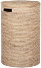 Must Living rattan Flores wasmand naturel 63 x Ø 40 cm
