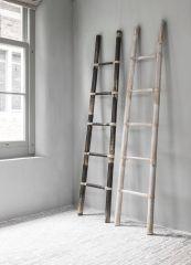 Must living ladder bamboo zwart 200 cm
