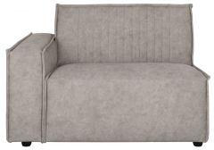 Must Living sofa Rally element arm links licht grijs