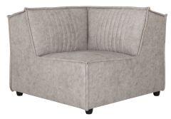 Must Living sofa Rally hoekelement licht grijs