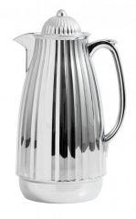 Nordal Jug thermoskan zilver 1 liter