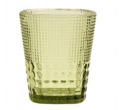 Nordal retro water glazen groen