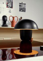 Nordal tafellamp Focus zwart