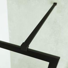Saniclear Nero stabilisatiestang 120cm Zwart
