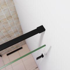 Saniclear Redro muur bevestiging zwart
