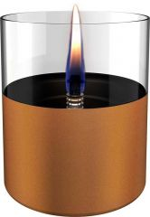 TENDERFLAME Lilly 10 Copper Glass