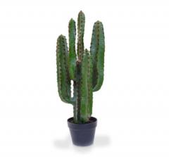 Vase the World Euphorbia kunst plant 70 cm in pot