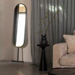 Zuiver mirror Tess black 165 cm